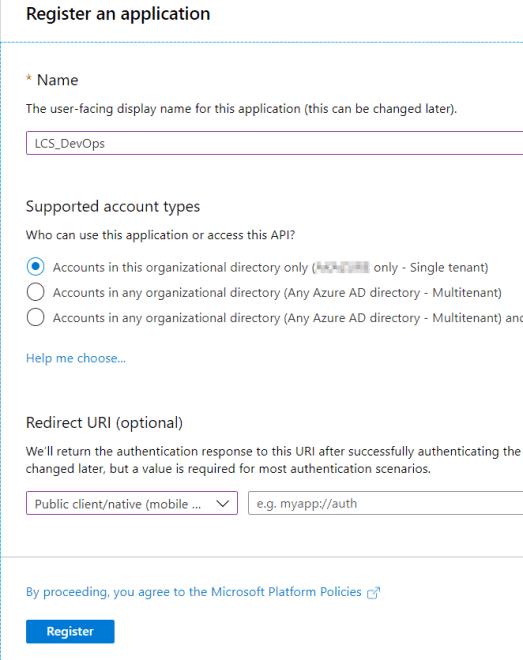 MSDyn365 & Azure DevOps ALM 14