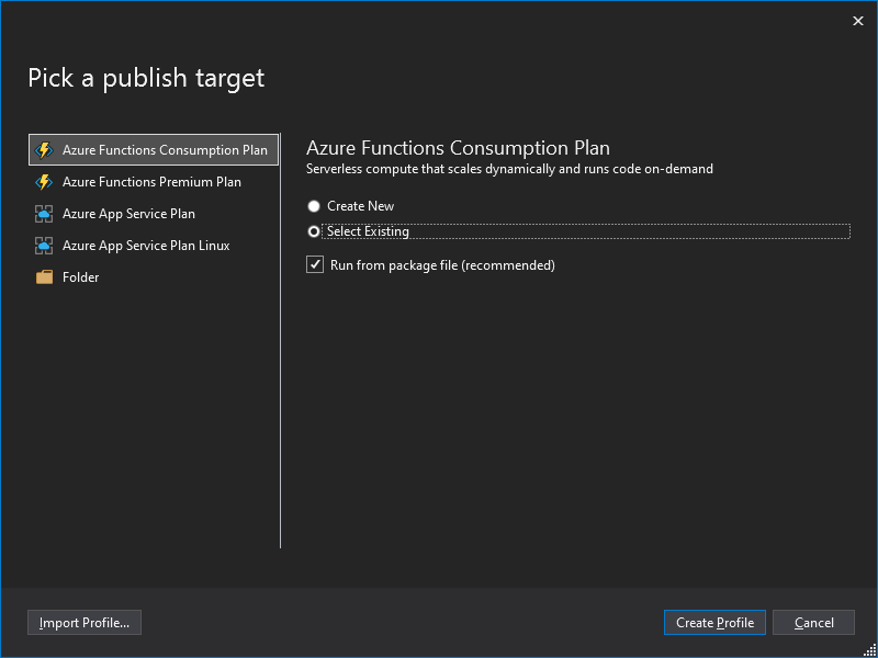 Azure functions & Dynamics 365 Finance and Operations 4