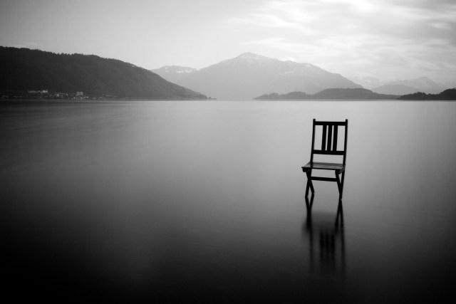 Σιωπή: η ειρήνη του χώρου