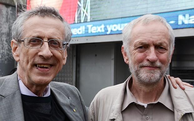 Piers , Jeremy corbyn