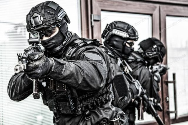 police special ops forces