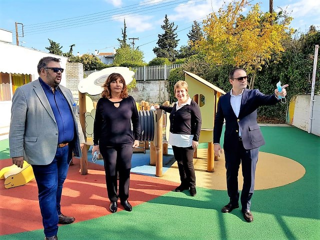 Μπαράζ αυτοψιών από Νασιούλα στους Παιδικούς Σταθμούς της Θεσσαλονίκης