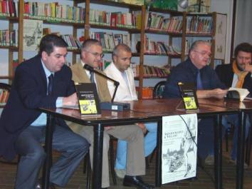 Presentazione romanzo a Borgo S. Giacomo (BS)