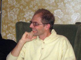 Maurizio Baselli, autore delle copertine dei romanzi