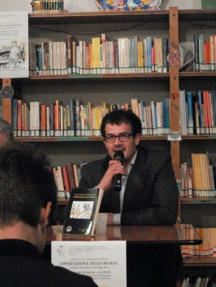 L'Assessore alla Cultura Ing. Giuseppe Bulla