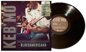 BLUESAmericana Vinyl