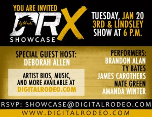 DRX January Invite