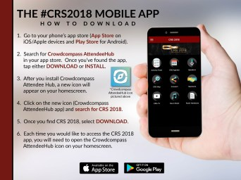 CRS App Now Available for CRS 2018 - AristoMedia | Nashville