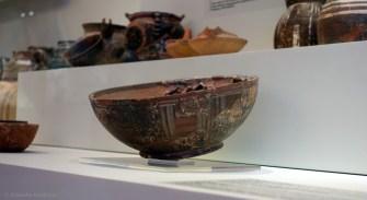 Ανοιχτό αγγείο από το Παλαίκαστρο, τέλος Προανακτορικής περιόδου, 2000-1800 π.Χ.