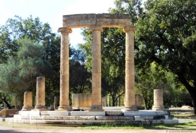 Το Φιλιππείο, 338 π.Χ.