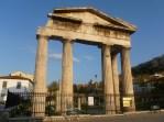 gate of Roman Agora