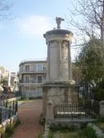 lysicrates monument
