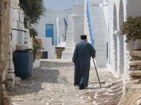 priest in Kimolos
