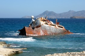 milos shipwreck
