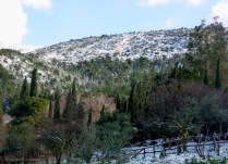 snow-on-Mt-Hymettus-Athens-Greece