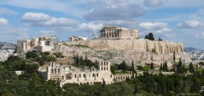 Acropolis, view from SW