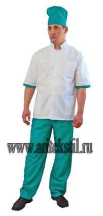 Медицинские костюмы-20