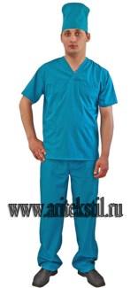 Медицинские костюмы-22