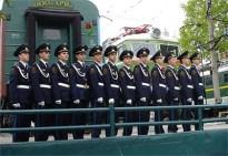 кадетская форма железнодорожников китель