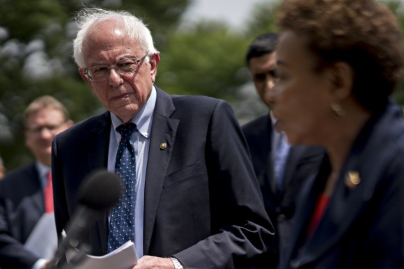 Bernie Sanders revives plan to tax stock, bond and derivatives ...