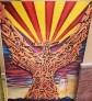 Rising Phoenix, downtown Phoenix, Artist Unknown