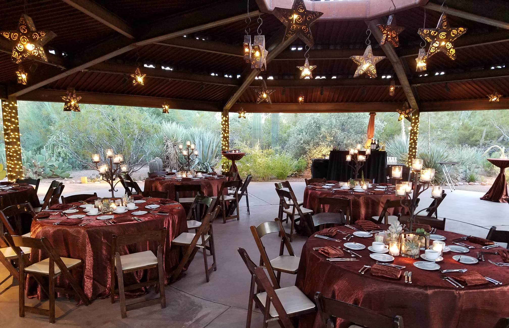 Western Private Dinner Events in Scottsdale