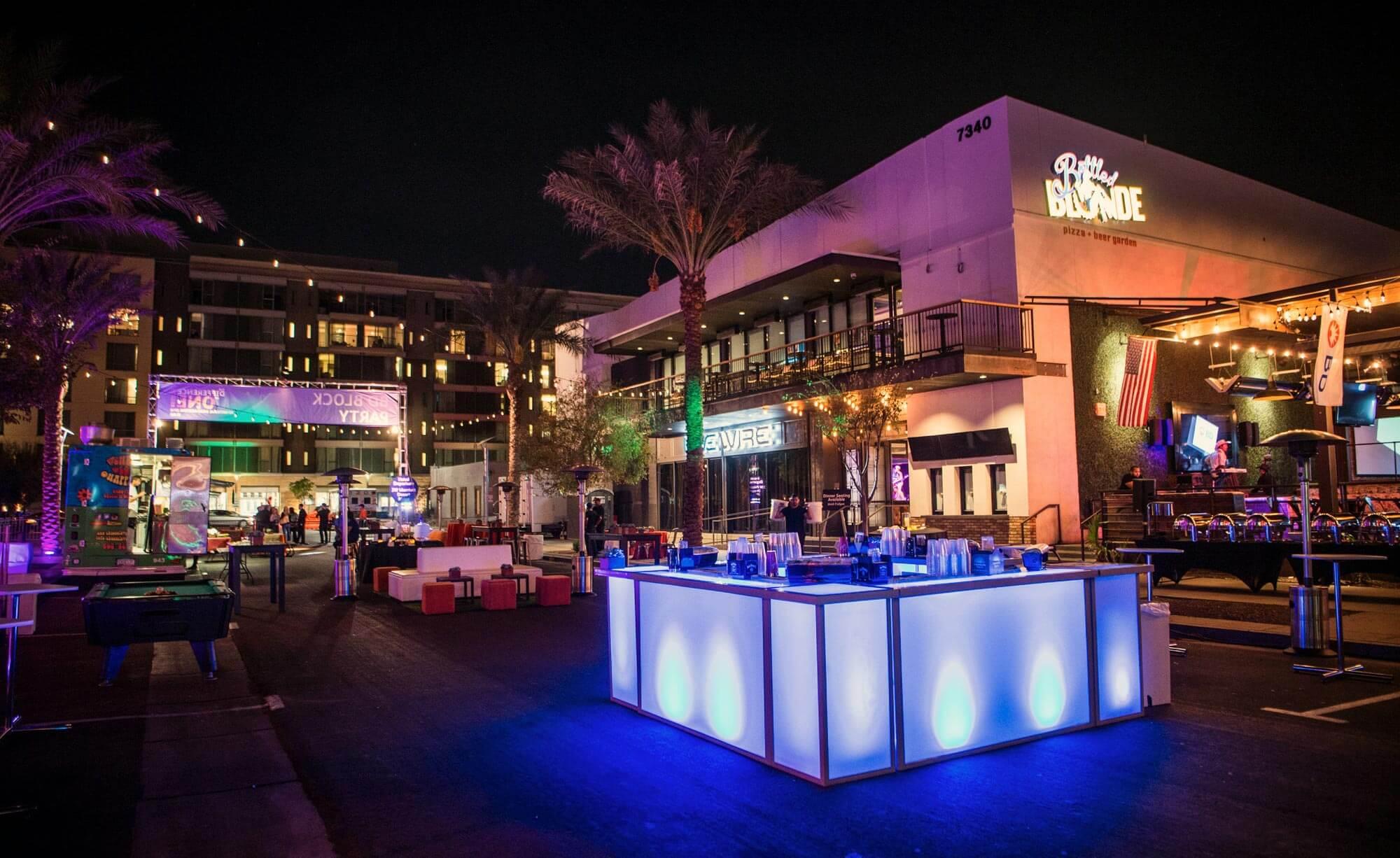 Arizona Private Events