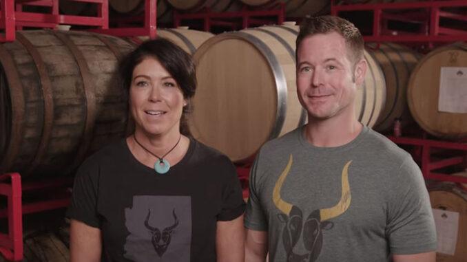 Arizonans Jennifer and Jeff Herbert