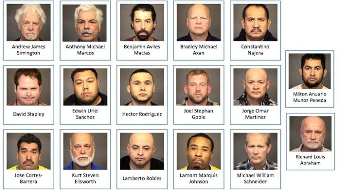 operation naughty list suspects