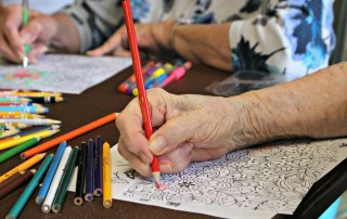 Art Therapy for Those with Dementia