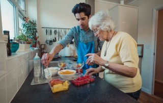 Accepting Help as a Family Caregiver