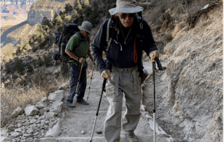 The Oldest Man to Hike the Grand Canyon