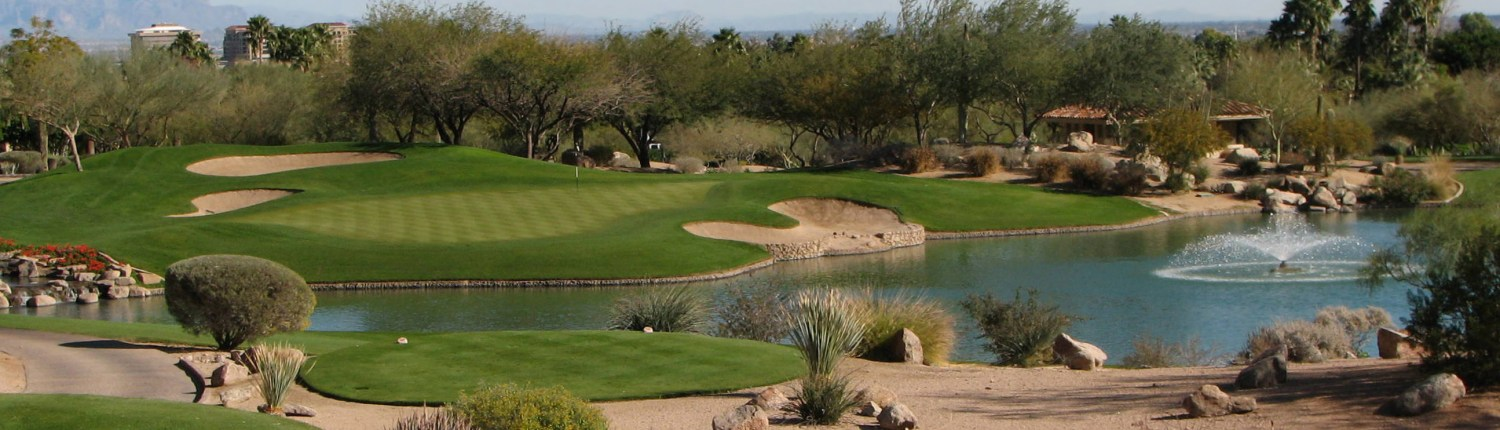 Beautiful Golf Courses in Arizona