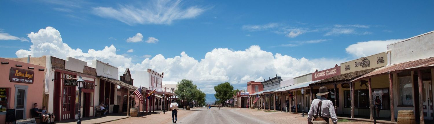 Wild West Arizona
