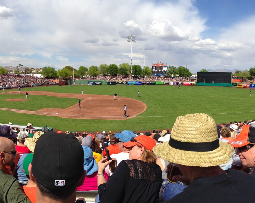 Cactus League Baseball