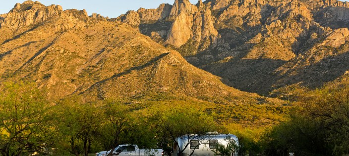 Catalina State Park in Arizona