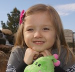 Meet Madison, with rare Diamond Blackfan Anemia