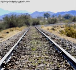 Debbie Pahlman Burns   Between Tucson and Globe