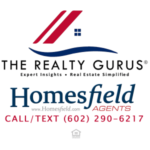 The Realty Gurus Homesfield Agents of Phoenix Arizona REALTORS