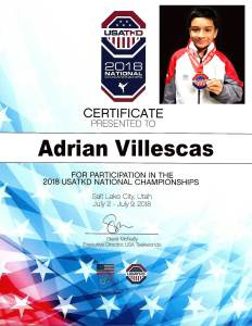 Adrian National Champ Certifi 2018 JPEG