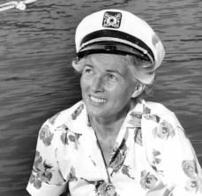 Ruth Beals - capt hat