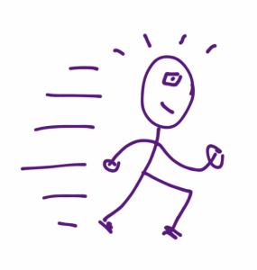 snel-rennend-mannetje