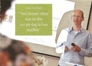 artikel Arjan Zuidhof in De Zaak mei 2011)