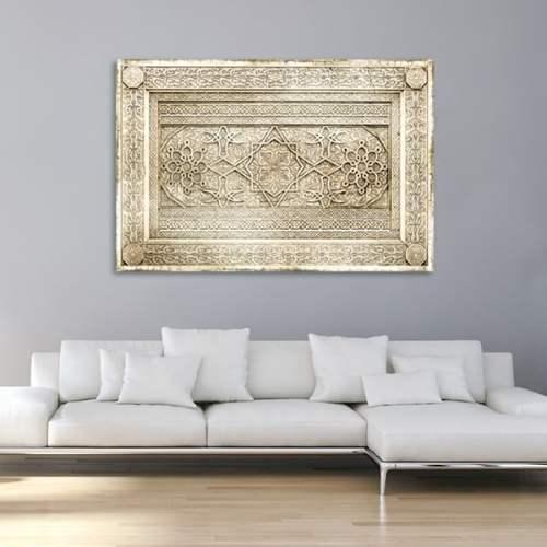 tableau oriental décor arabe