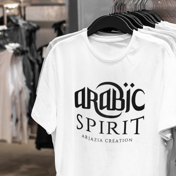 t-shirt arabe