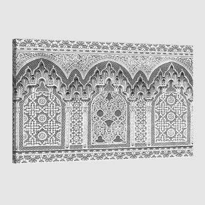 Tableau islam arabesque