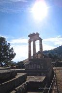 Athene Pronaian temppeli