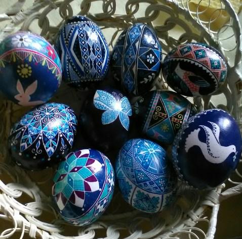 käsityöläismuseo pääsiäismunat