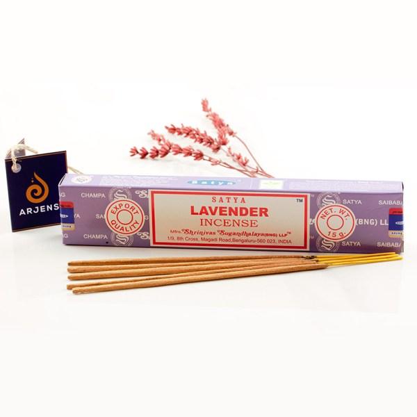 Satya Lavender Çubuk Tütsü
