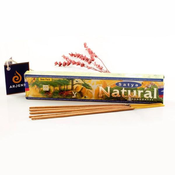 Satya Natural Çubuk Tütsü